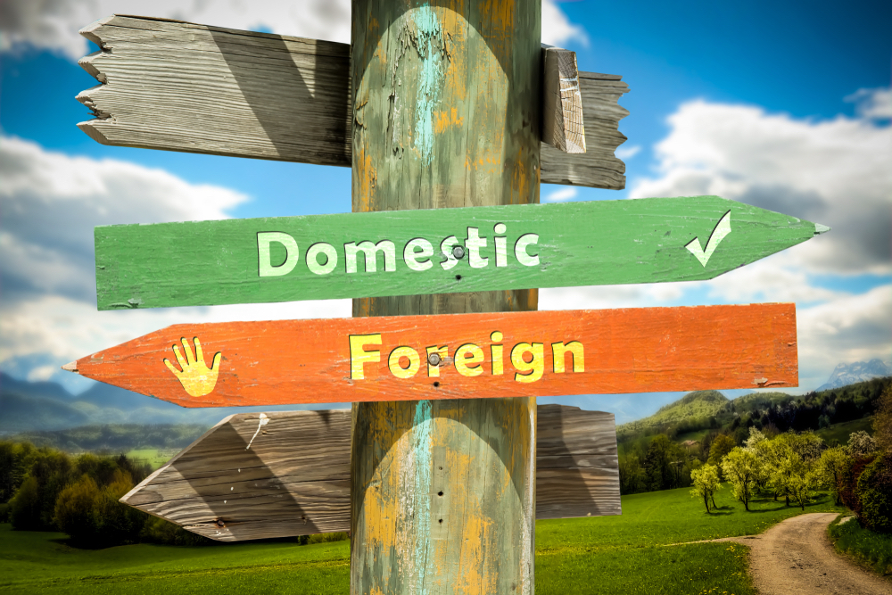 Difference between domestic llc and foreign llc
