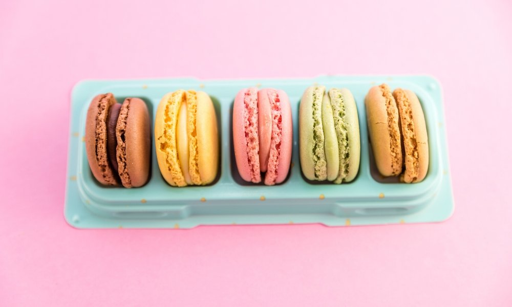 why macarons cost so much