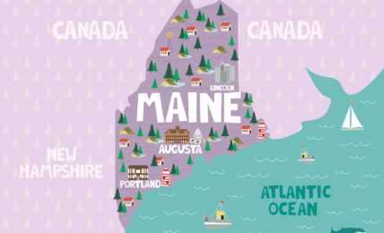 how to start a business in maine, starting a business in maine