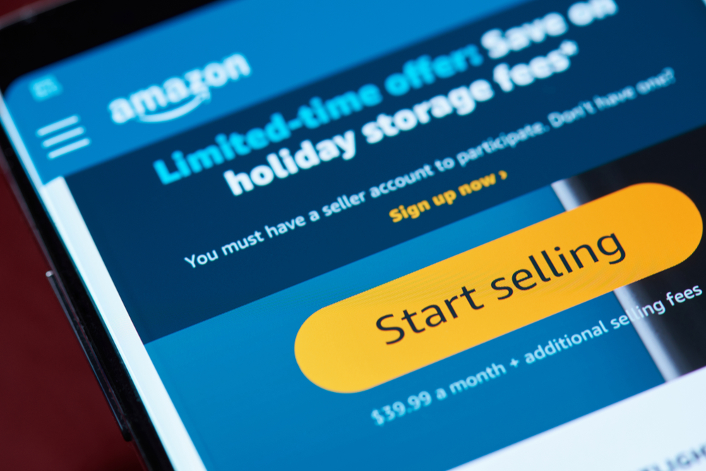 star an amazon business with 1k