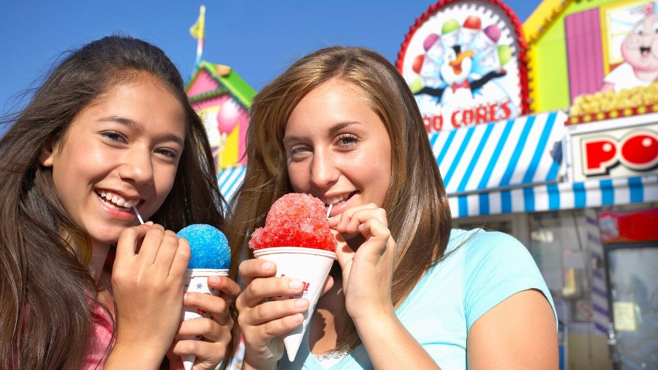 Places to sell snow cones