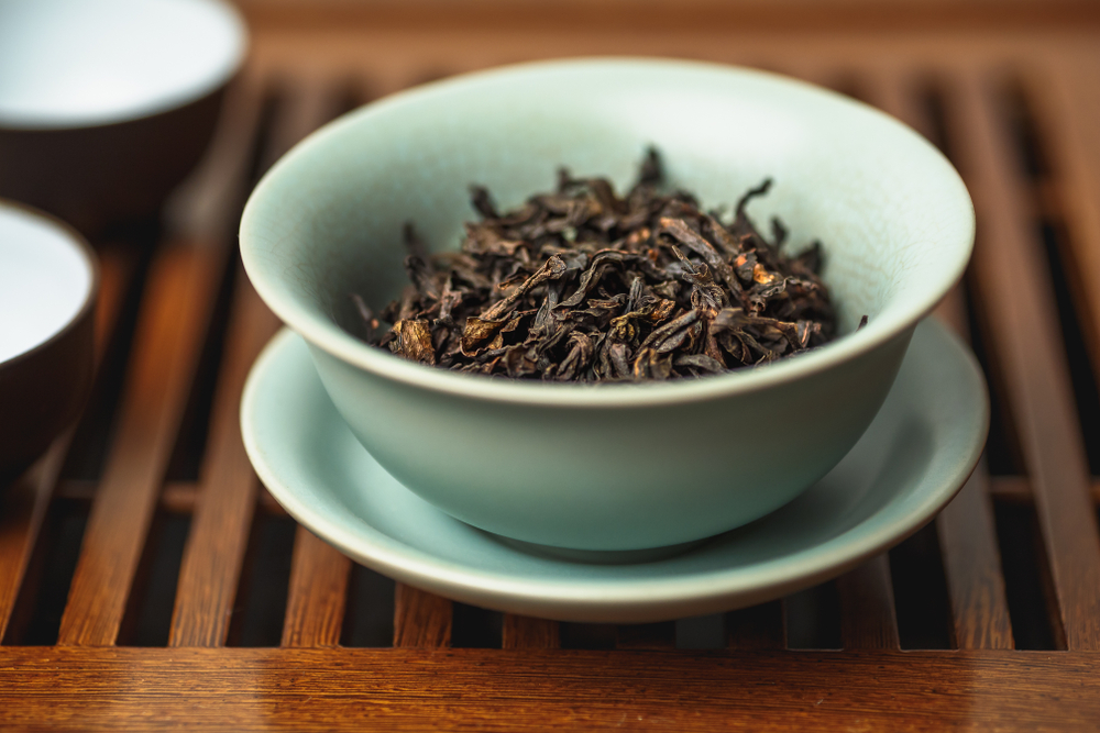Most expensive tea in the world, Da-Hong Pao tea