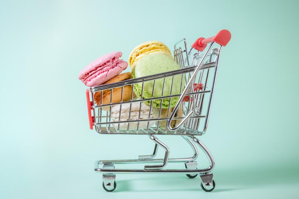 Macaron sales trends