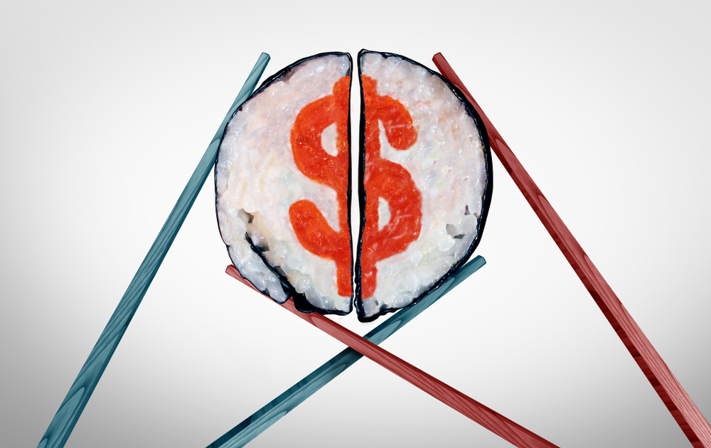 Why is sushi expensive?