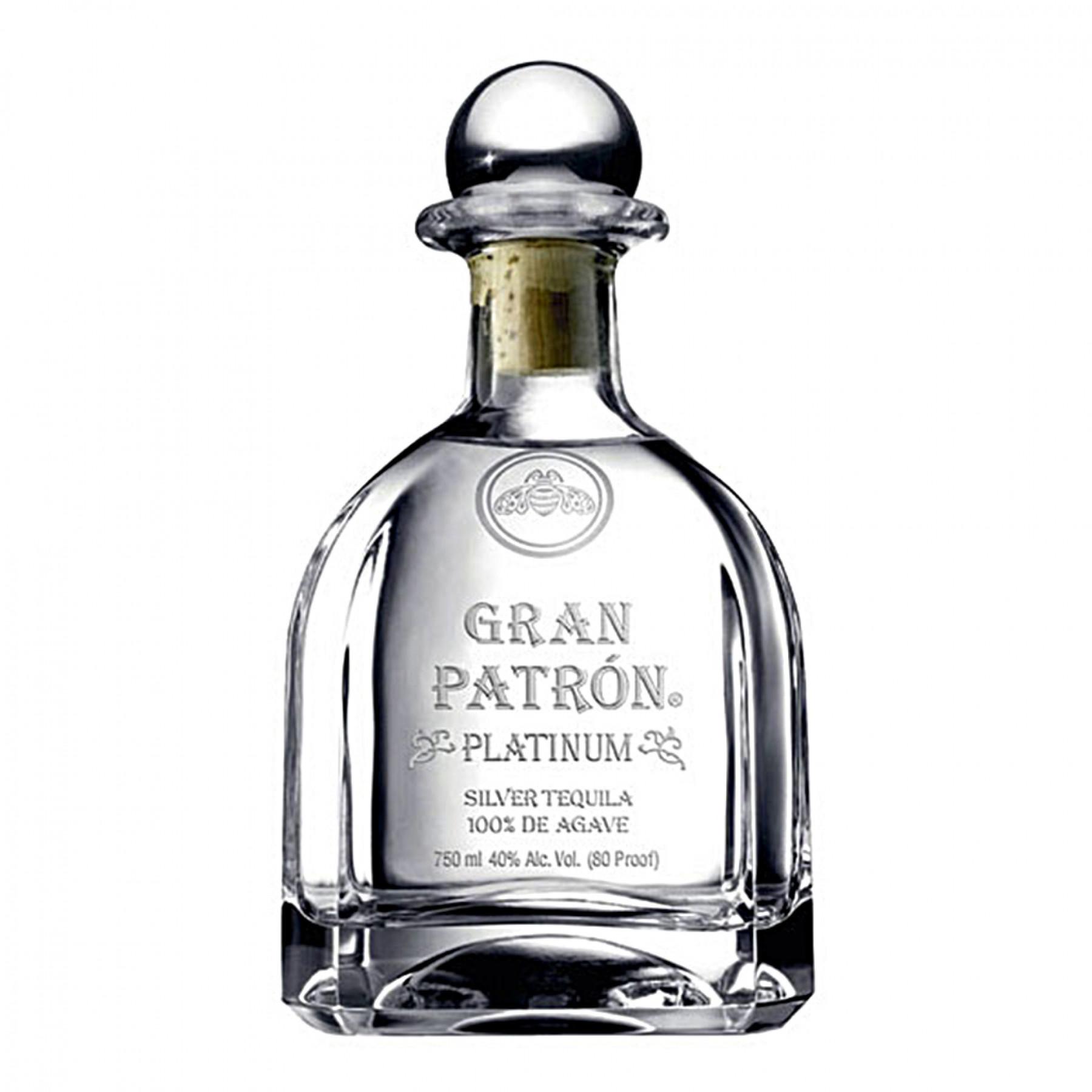 Gran Patrón Platinum Tequila cost