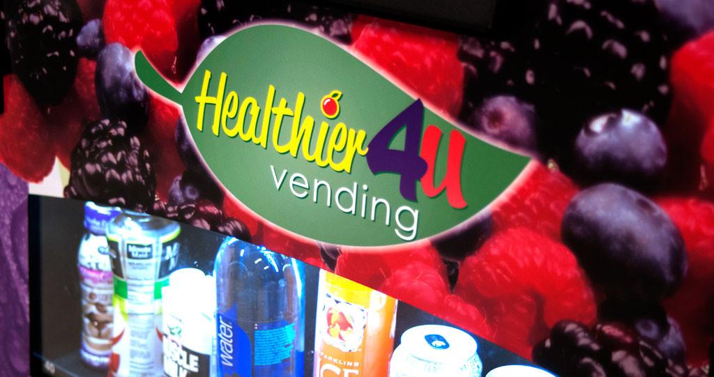 Healthier4U Vending franchise