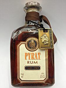 Pyrat Rum Cask 1623 expensive rum