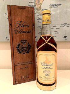 Rhum Clement Tres Vieux 1952 cost
