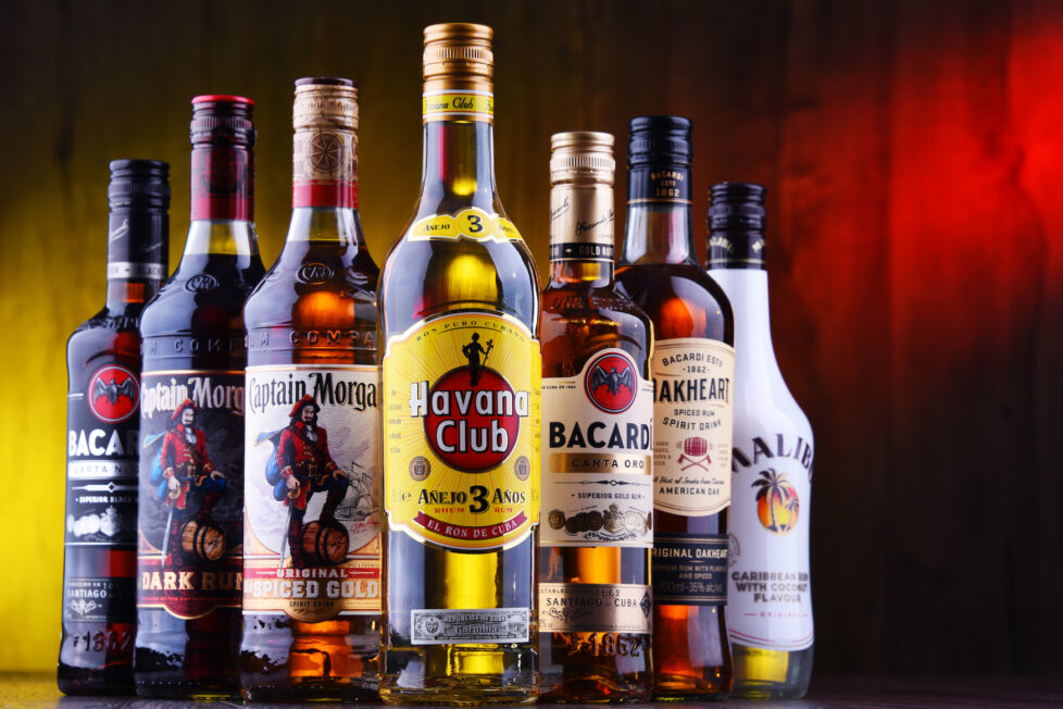 Most expensive rums, highest price rums in the world