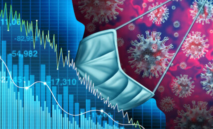Market impact of the coronavirus on traders vs. investors