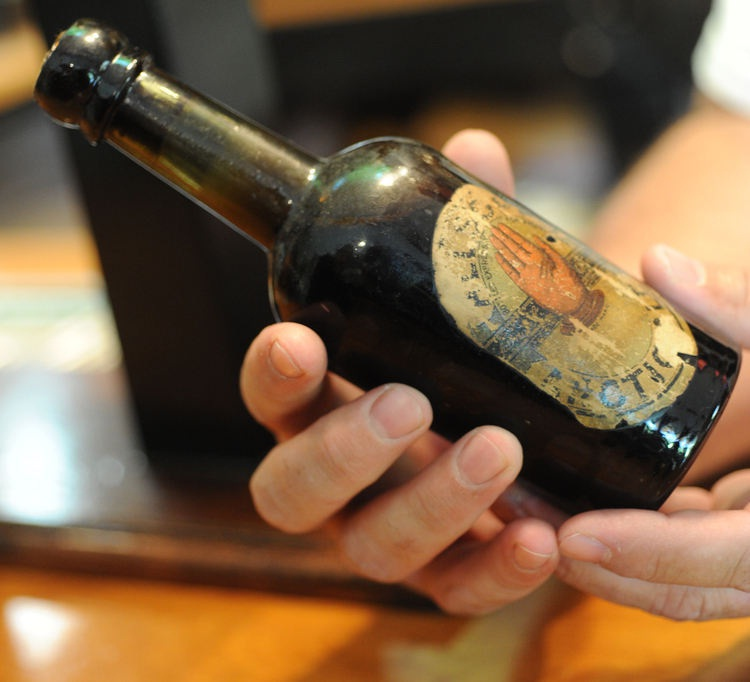 Allsopp's Arctic Ale price, most expensive beers in the world