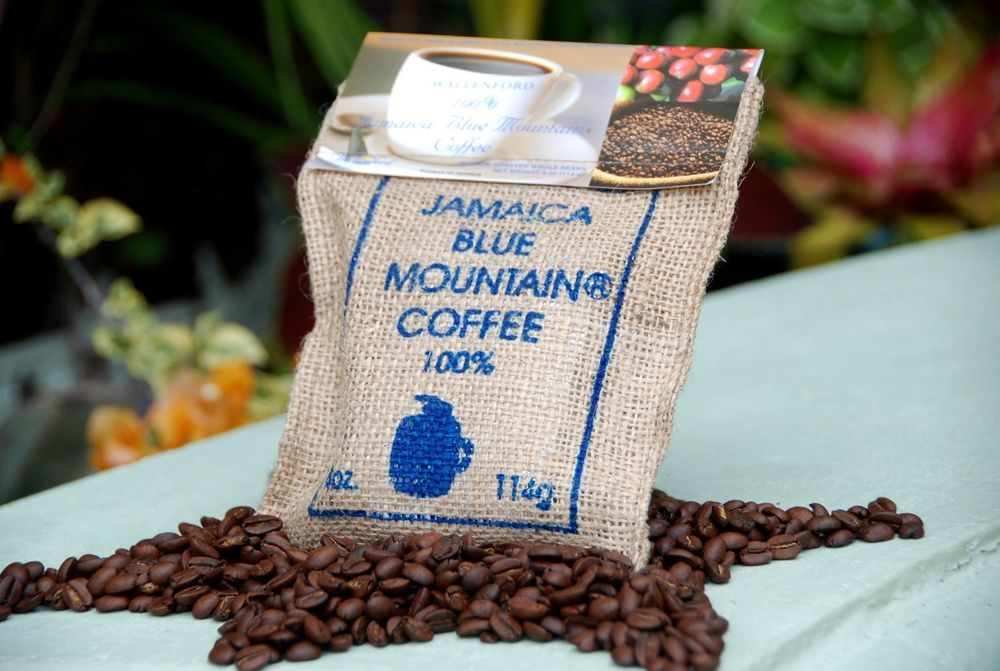 Jamaican Blue Mountain Wallenford Estate coffee price