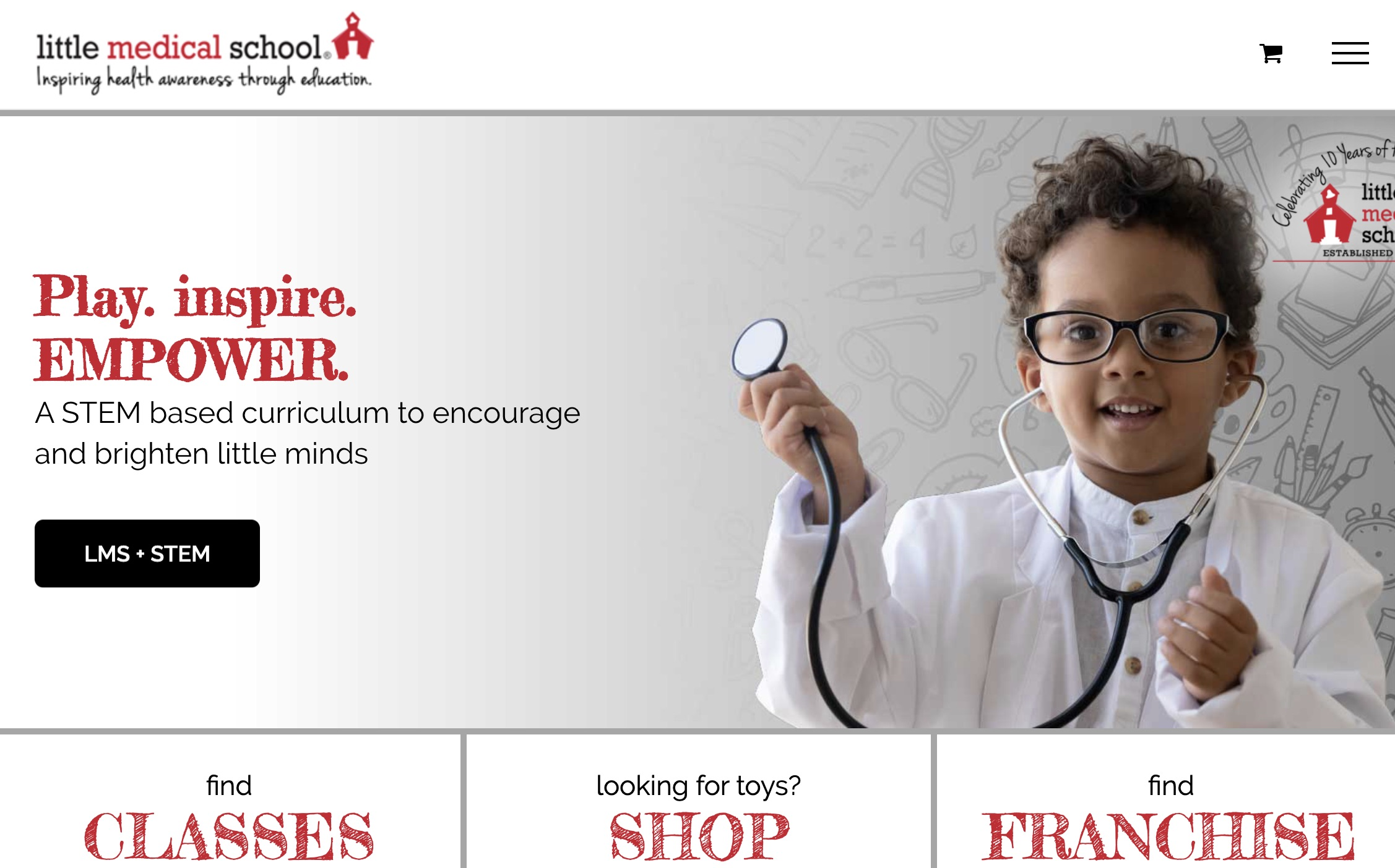 Little Medical School franchise, Little Medical School franchise cost