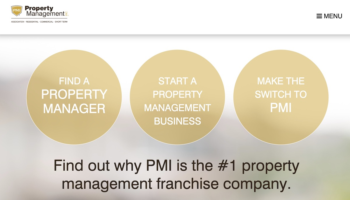 11. Property Management Inc. franchise information