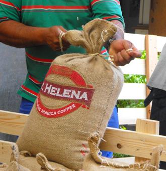 St. Helena Coffee price
