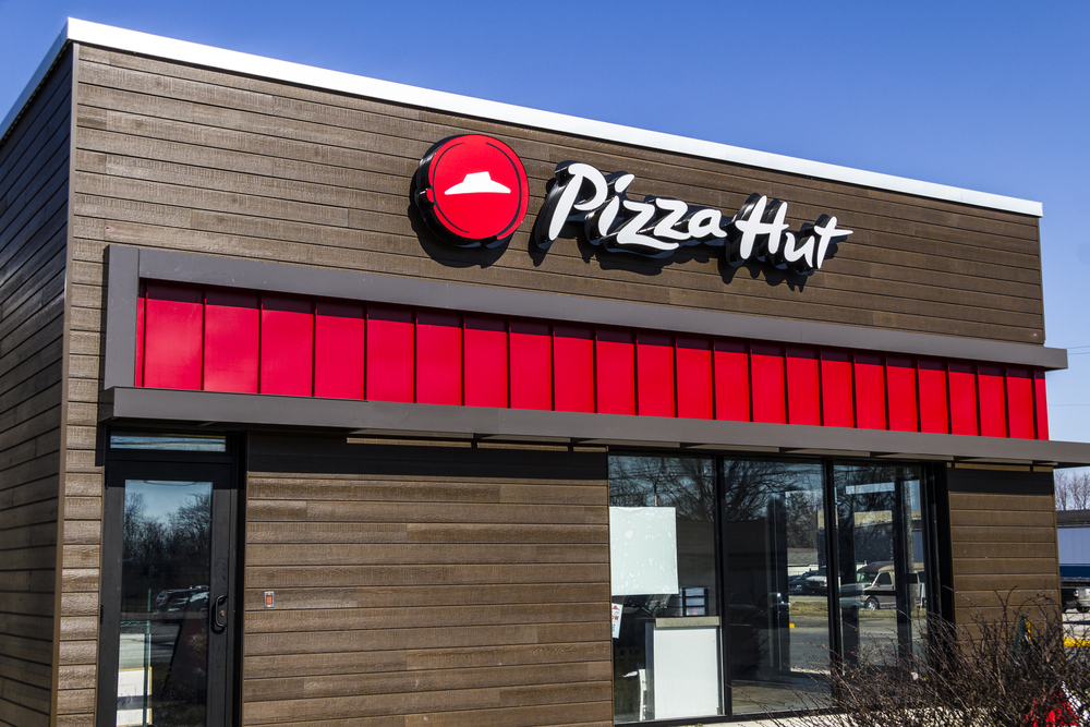 Pizza hut franchise cost