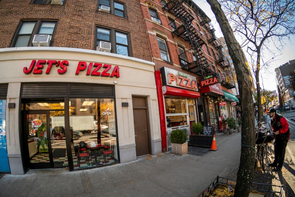 jet's pizza franchise fee
