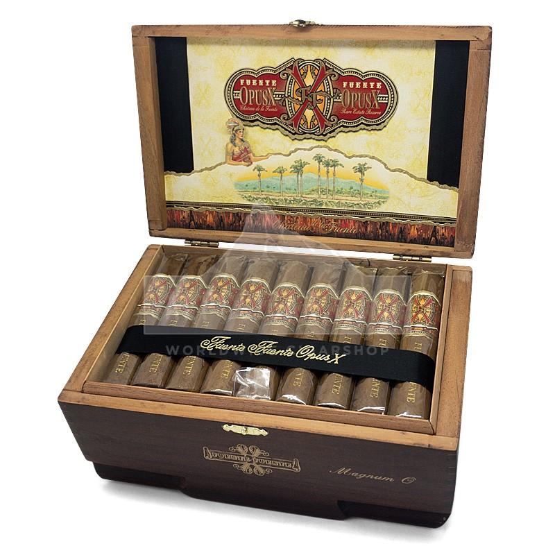 Arturo Fuente Opus X cigar box price