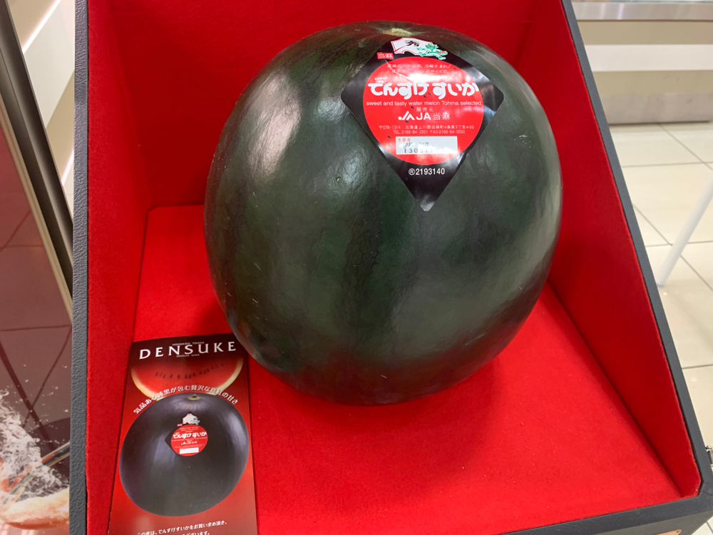 Densuke Watermelonprice, most expensive fruits