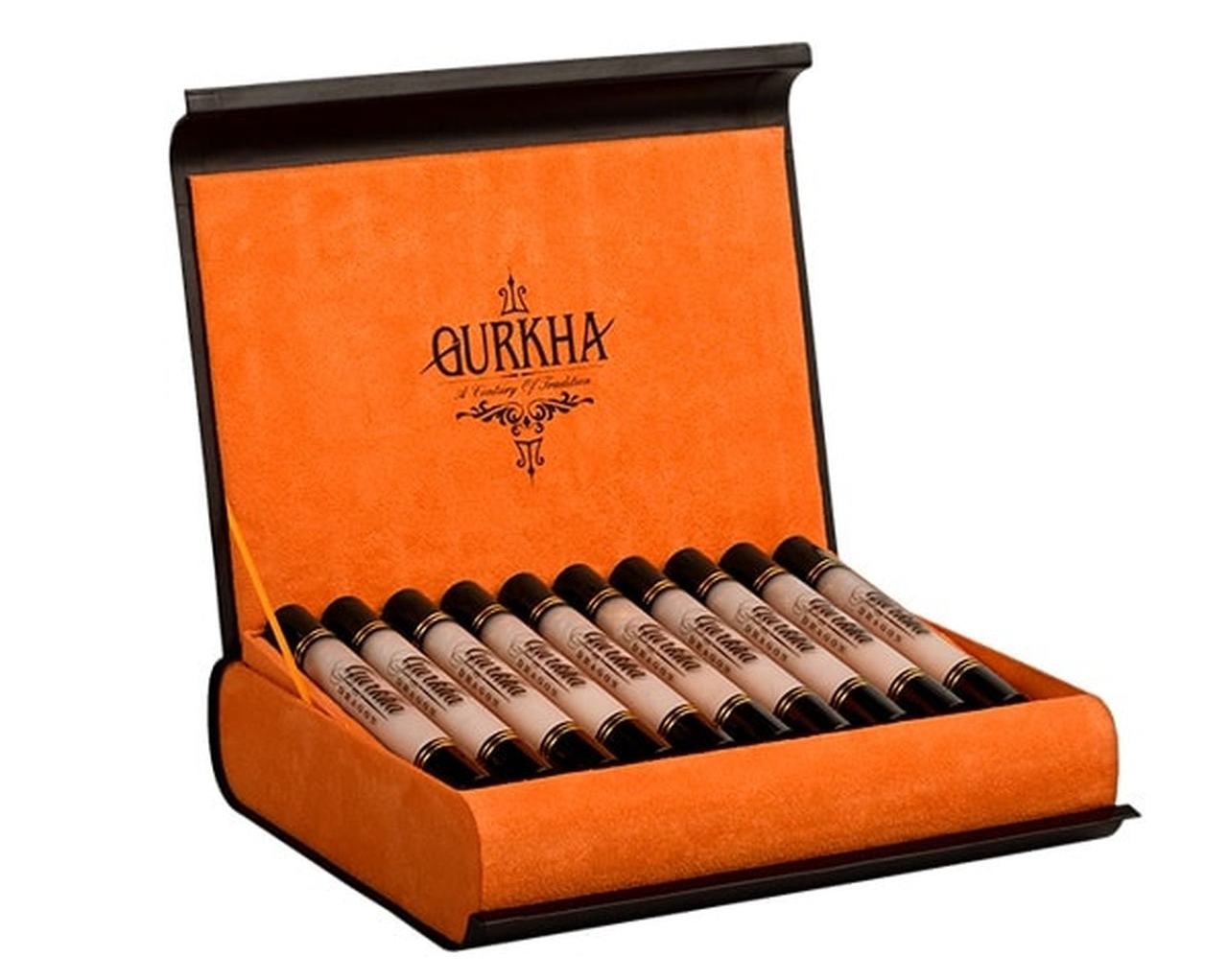 Gurkha Black Dragon Cigars box price, expensive cigars
