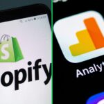 Connect Shopify to google analytics