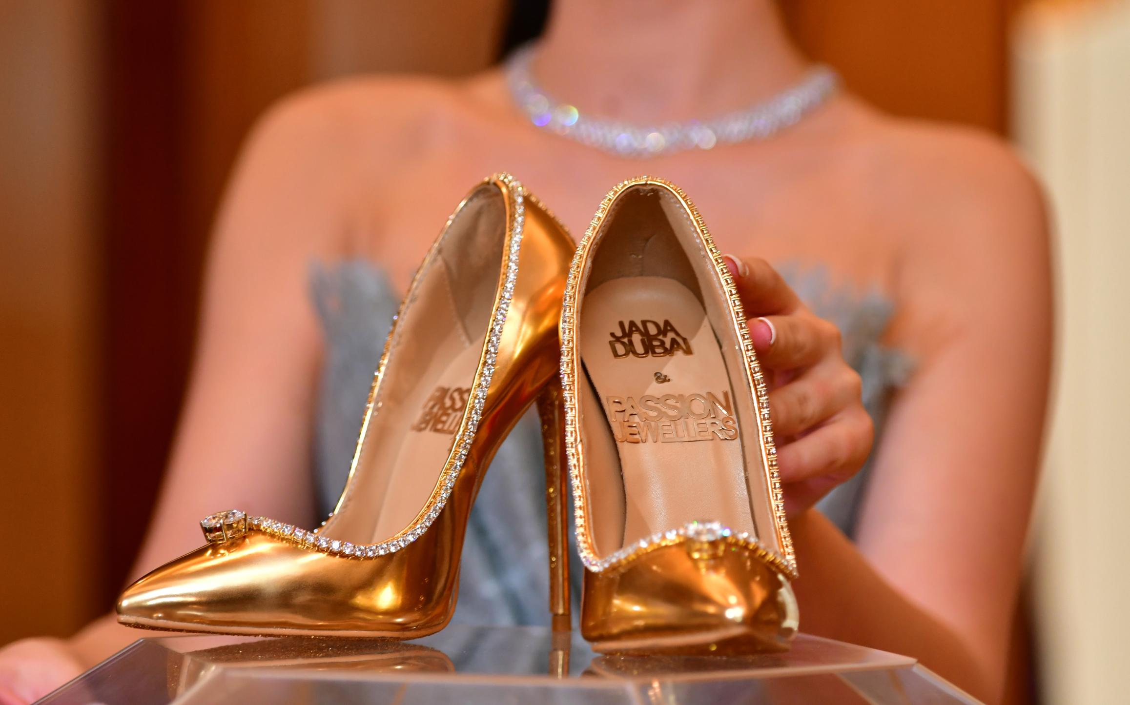 The most expensive shoes in the world