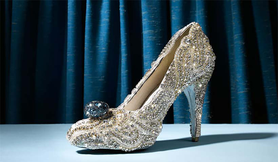 Kathryn Wilson Diamond Shoe auction price