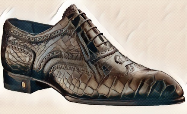Louis Vuitton Manhattan Richelieu Men's Shoes cost