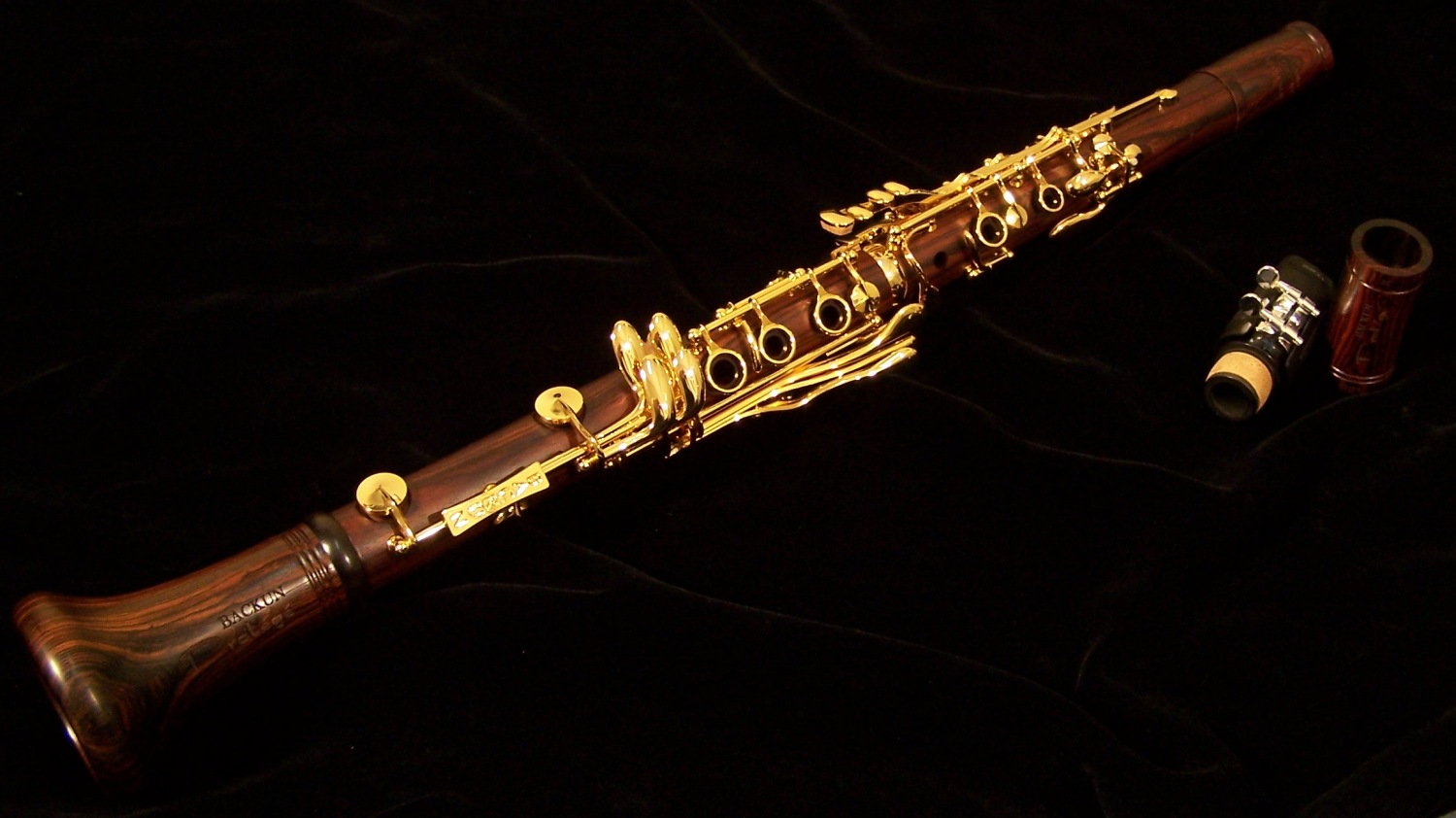 Backun MoBa A Clarinet Cocobolo Gold Keys price
