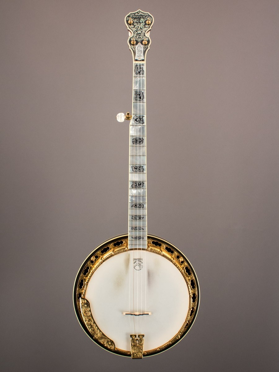 most expensive banjos