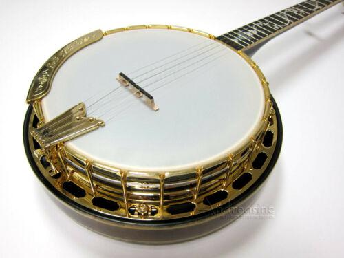 Gold Tone Orange Blossom Banjo price