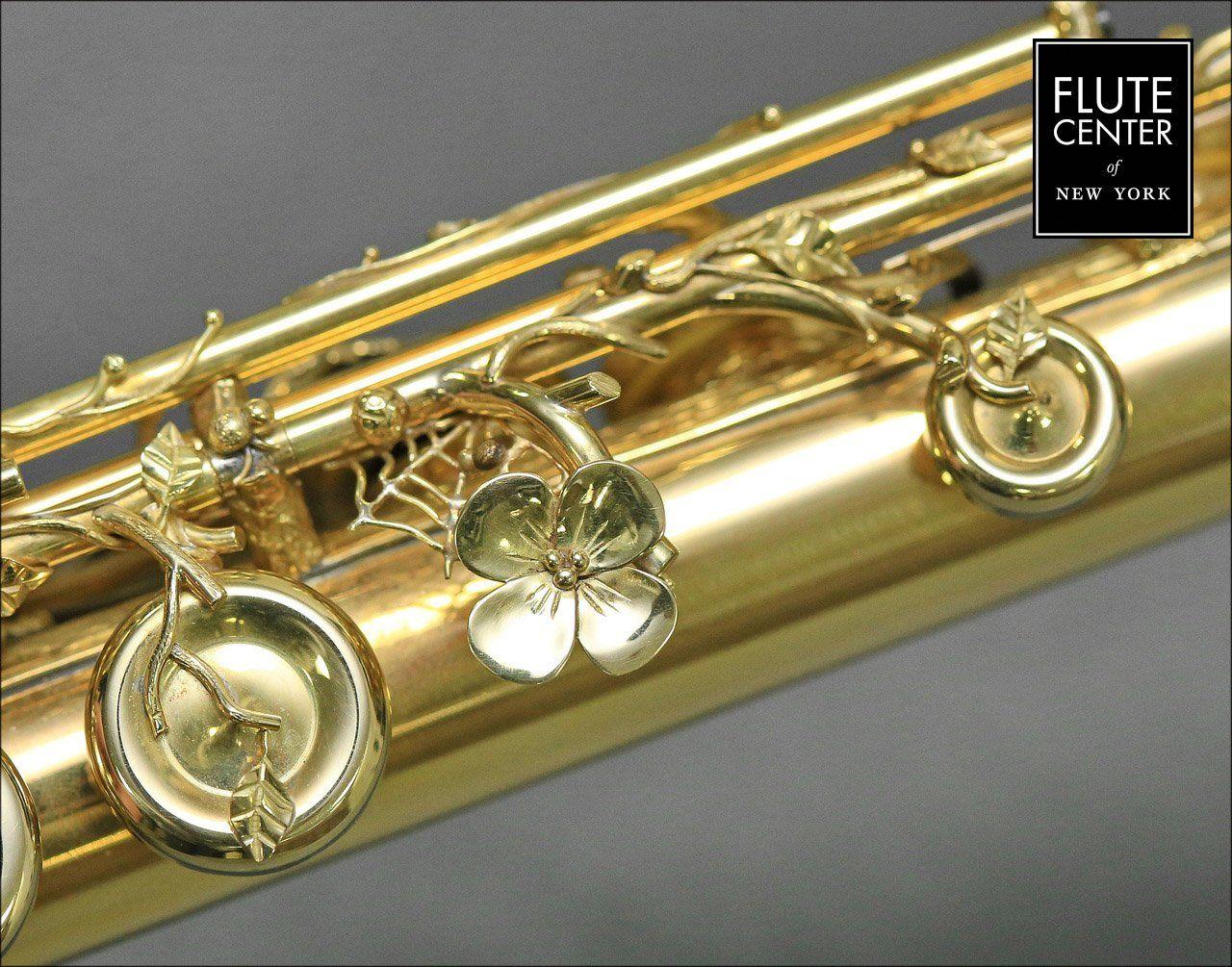 Lunn Green Gold Flute, expensive flutes, best flutes