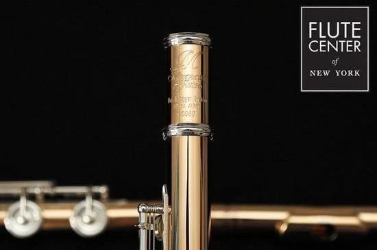 Miyazawa Handmade Gold Flute cost