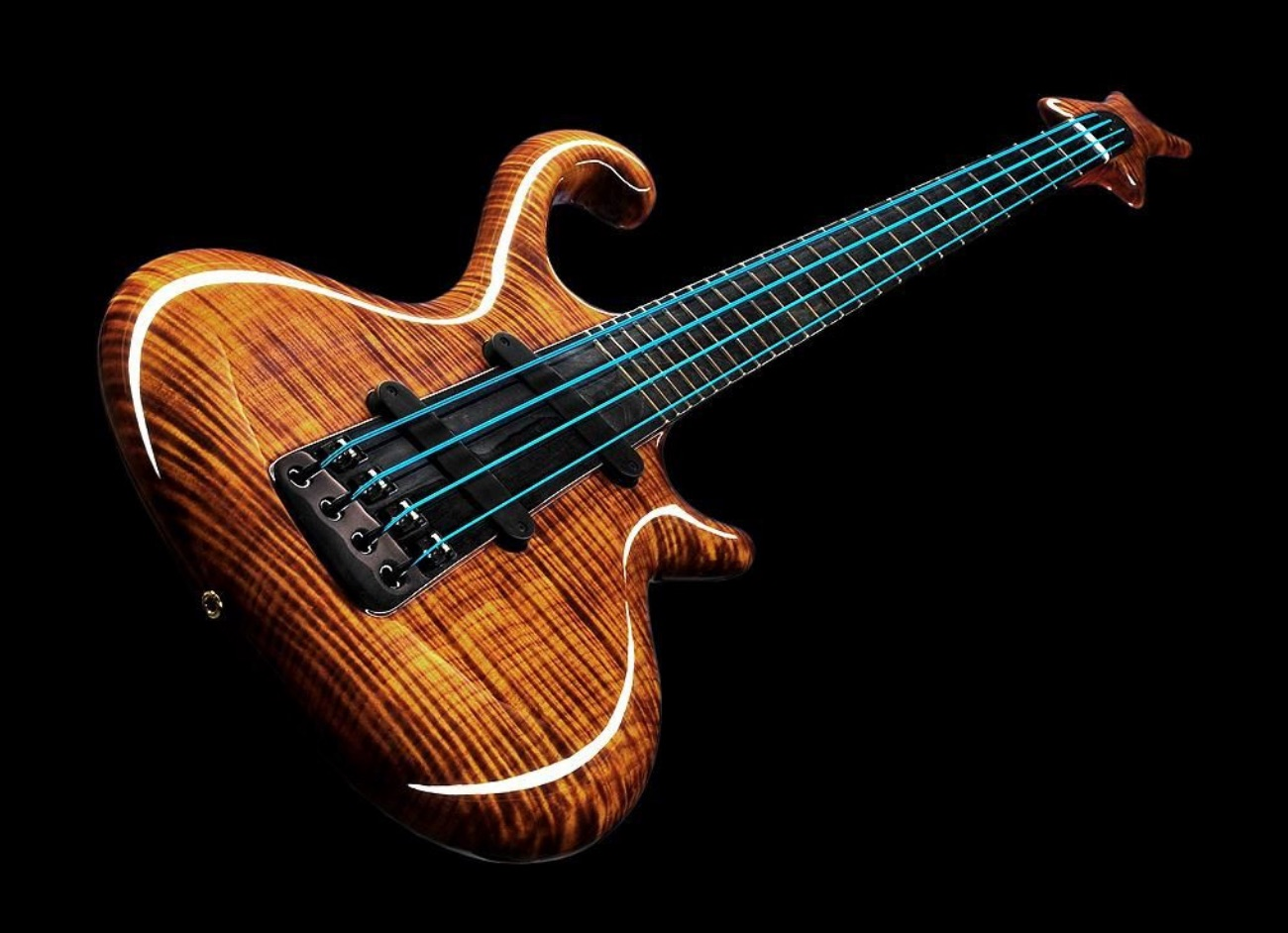 most expensive bass guitars in the world, jens ritter concept bass price