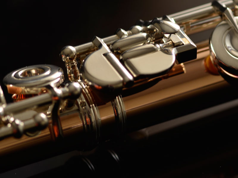 Sankyo Handmade Gold Flute price