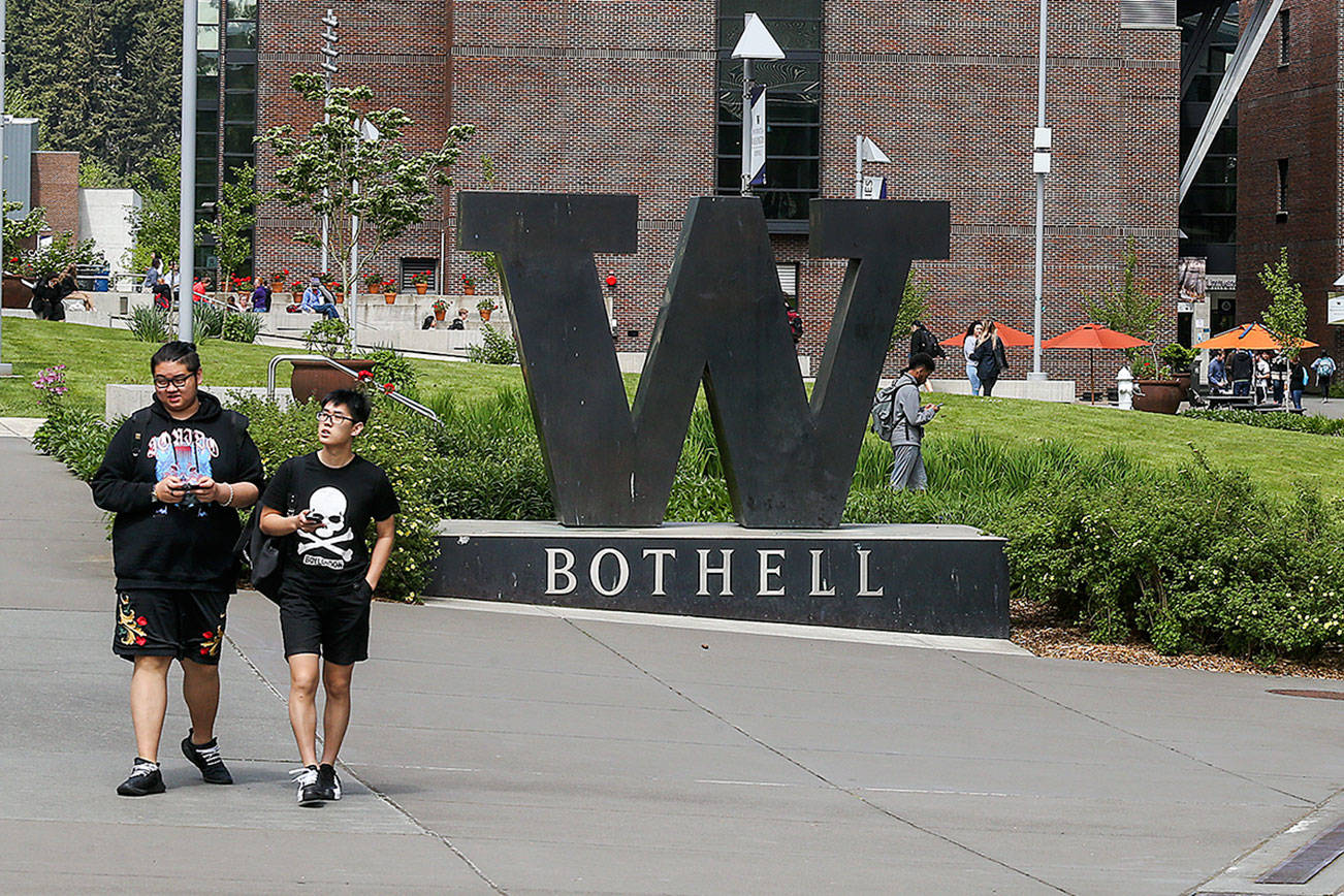 University of Washington - Bothell business school