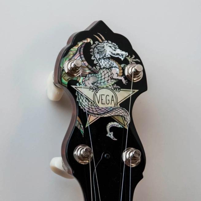 Vega Dragon Star Banjo cost