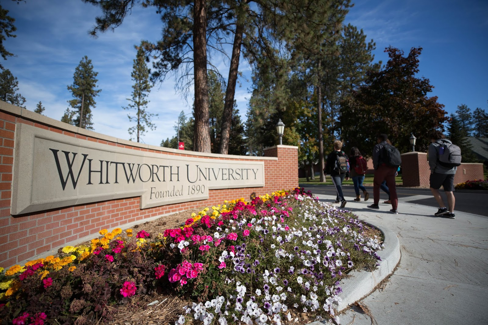 Whitworth University business degrees
