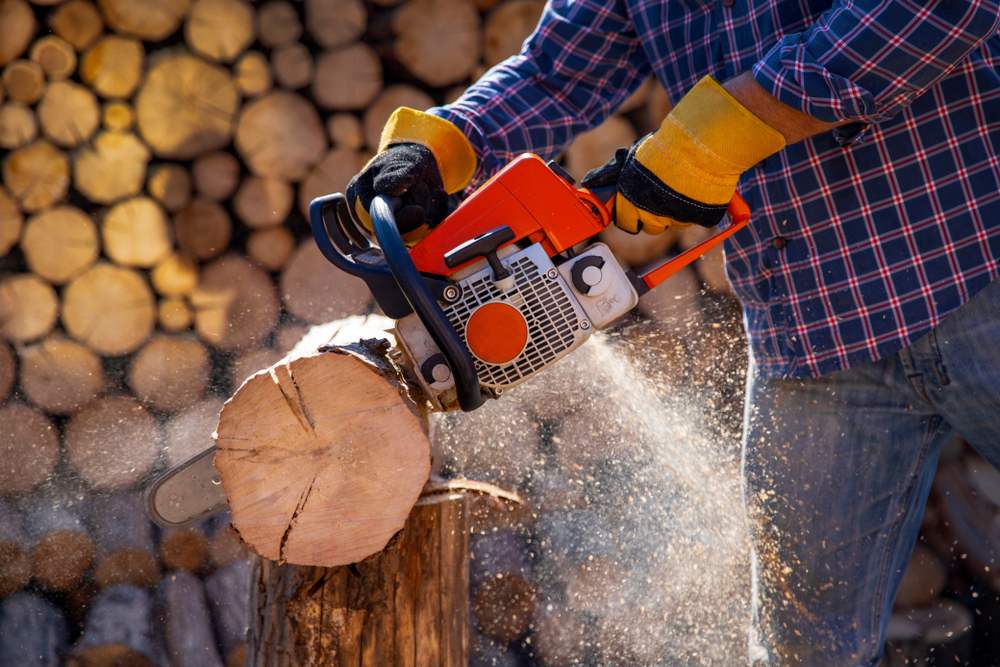 how to start a firewood business, equipment needed for a firewood business