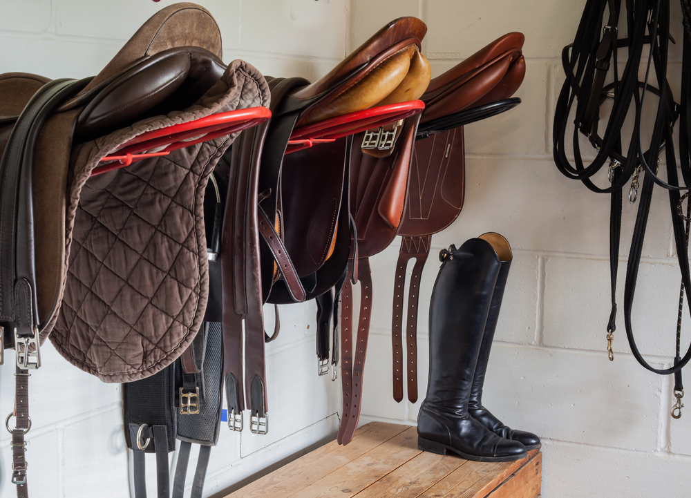 different ways to make money with horses, tack cleaner