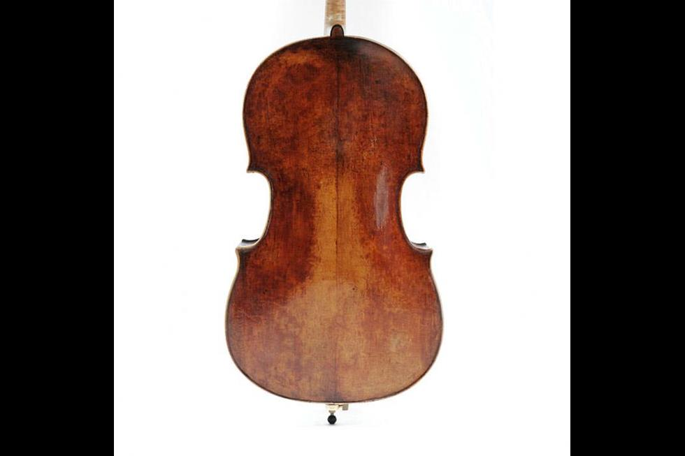 Francesco Goffriller stolen cello auction price