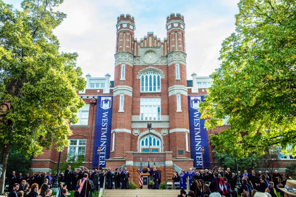 Westminster College Bill and Vieve Gore School of Business degrees